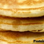 Protein Pancakes for you, easy to make, easy to eat