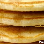 Paleo pancakes, a great protein recipe for you