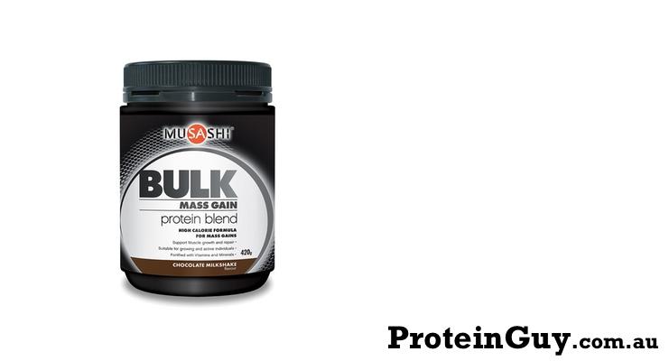 Bulk Mass Gain Protein by Musashi 420gm