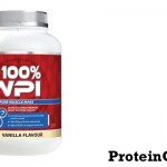 100% WPI by INC International Nutrition Co.
