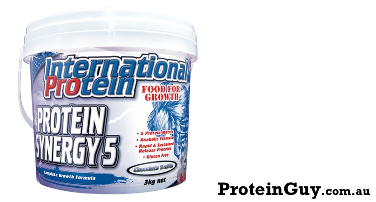 Protein Synergy 5 by International Protein
