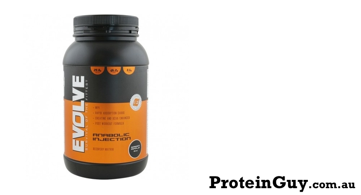 Anabolic Injection by Evolve Nutrition