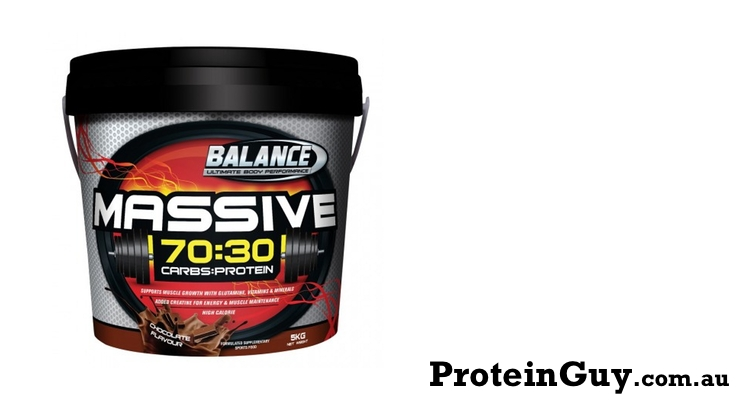 Massive 70:30 by Balance Sports Nutrition