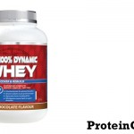 100% Dynamic Whey by INC International Nutrition Co.