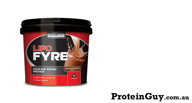 Lipo Fyre by Genetix Nutrition 3kg