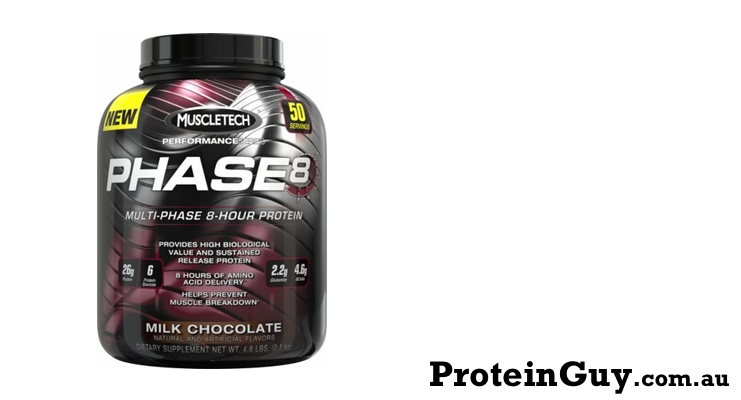 PHASE8 by MuscleTech 2.1kg