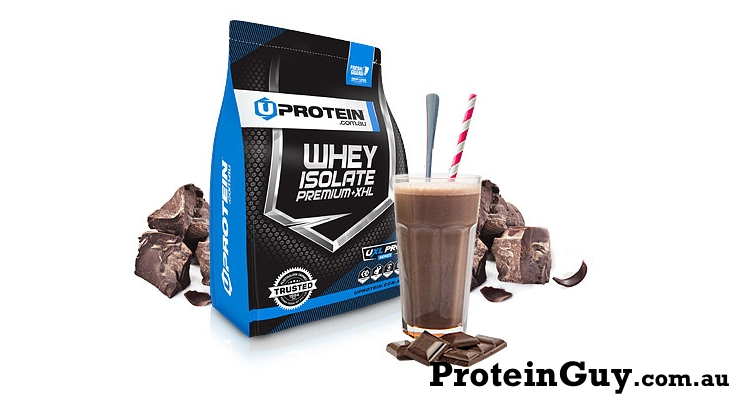 Whey Isolate Premium + XHL by UPROTEIN 2kg