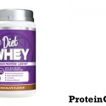 Diet Whey by INC International Nutrition Co.