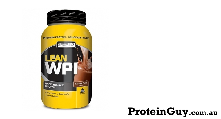 Lean WPI by Genetix Nutrition 1kg Chocolate Bomb