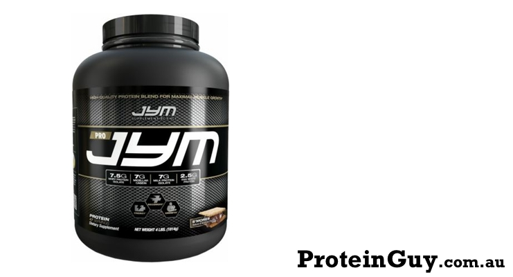 Pro JYM by JYM Supplement Science 4lb