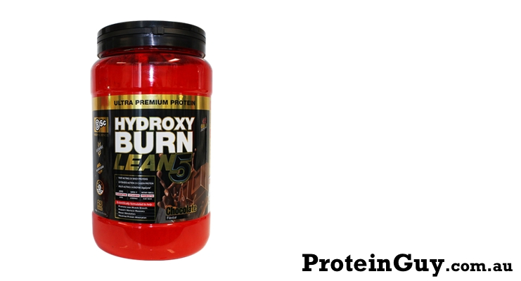 HydroxyBurn Lean5 Chocolate