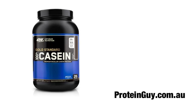 Gold Standard 100% Casein by Optimum Nutrition 908gm 2lb