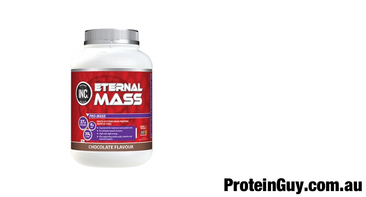 Eternal Mass by INC Sports Nutrition Chocolate