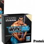 WPI HL Maxs Protein Supplements