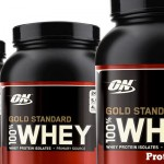Gold Standard Whey 100%% by On Optimum Nutrition