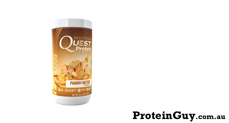 Quest Protein Powder Peanut Butter by Quest Nutrition