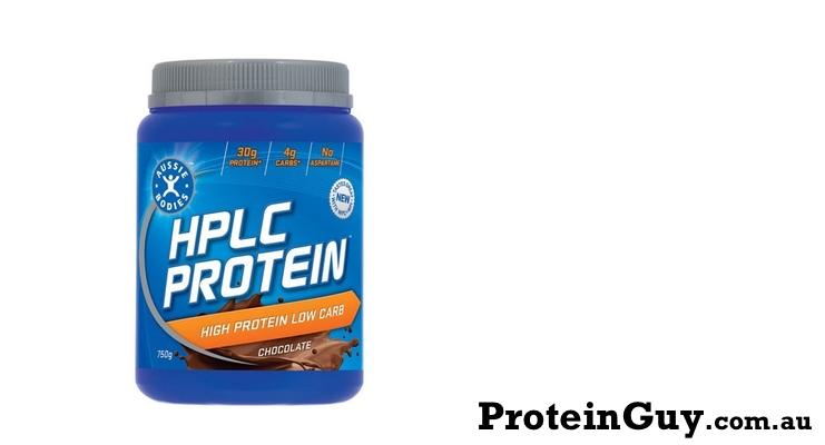 HPLC Protein by Aussie Bodies