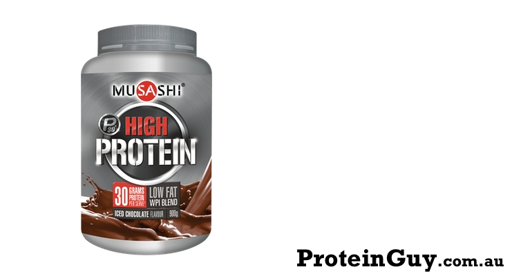P30 High Protein by Musashi 900g