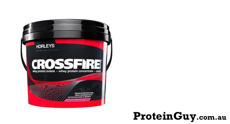 Crossfire by Horleys 3kg