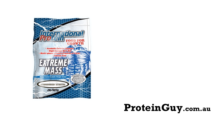 Extreme Mass by International Protein 907g 2lb