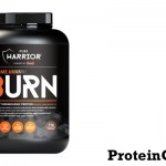 Extreme Burn by Pure Warrior 2kg Chocolate Powered by Swisse