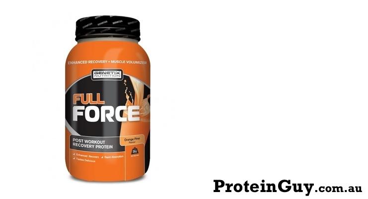 Full Force by Genetix Nutrition 2kg Orange Pine