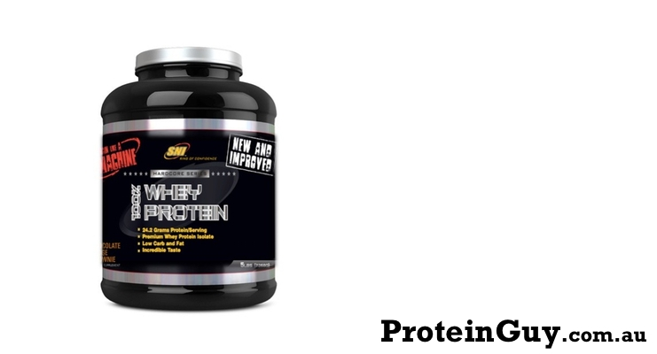 100% Whey Protein by SNI Sports Supplements 5lb
