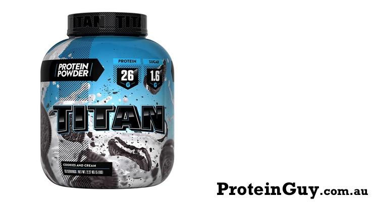 Titan Protein Powder 2.27kg 5lb