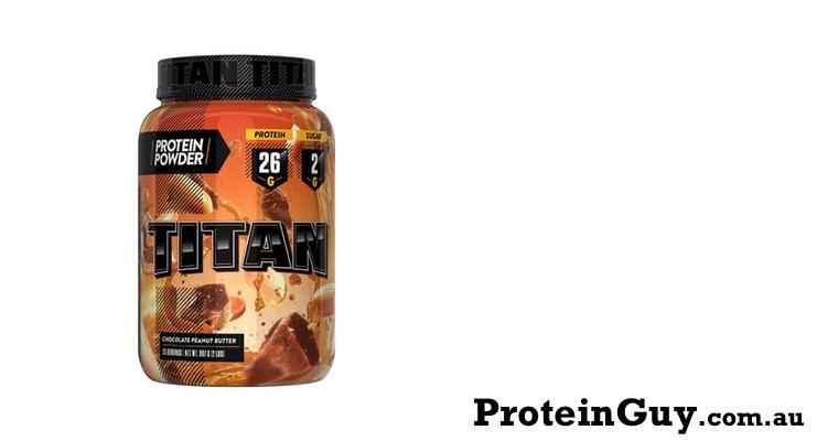 Titan Protein Powder 907g 2lb
