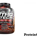 Nitro-Tech Ripped by MuscleTech Chocolate Fudge Brownie