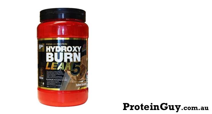 HydroxyBurn Lean5 Salted Caramel