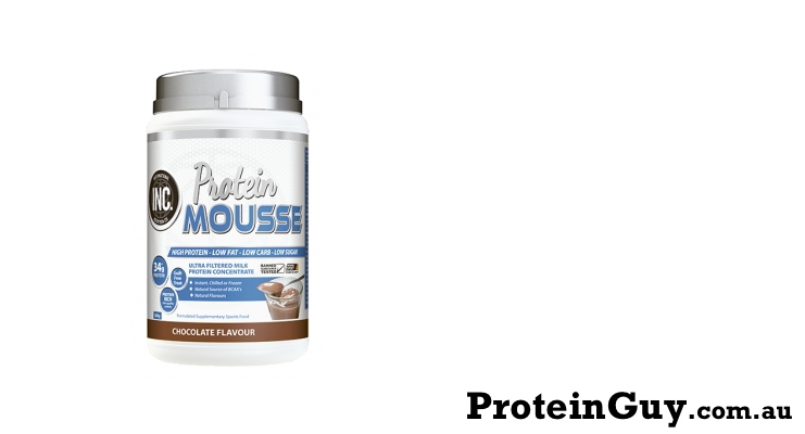 Protein Mousse by INC Sports Nutrition Chocolate