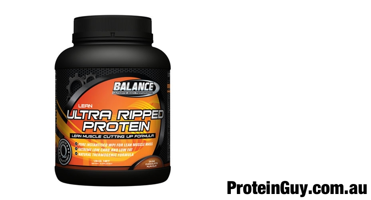 Ultra Ripped Protein by Balance Sports Nutrition 1.5kg