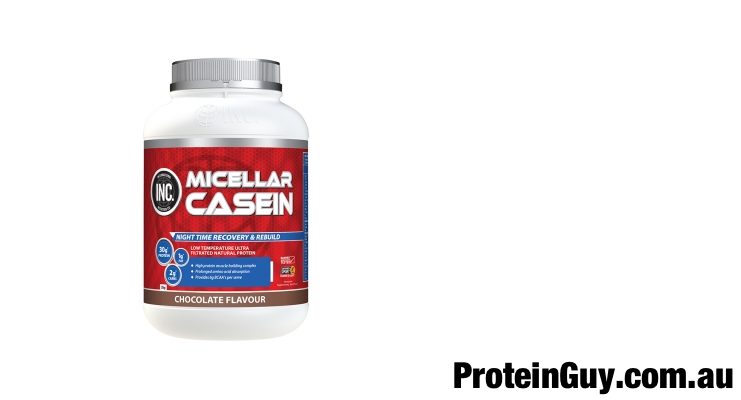 Micellar Casein by INC Sprts Nutrition Chocolate Flavour 2kg