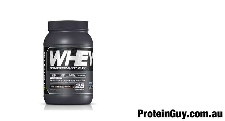 COR-Performance Whey by Cellucor 2lb 910g Molten Chocolate