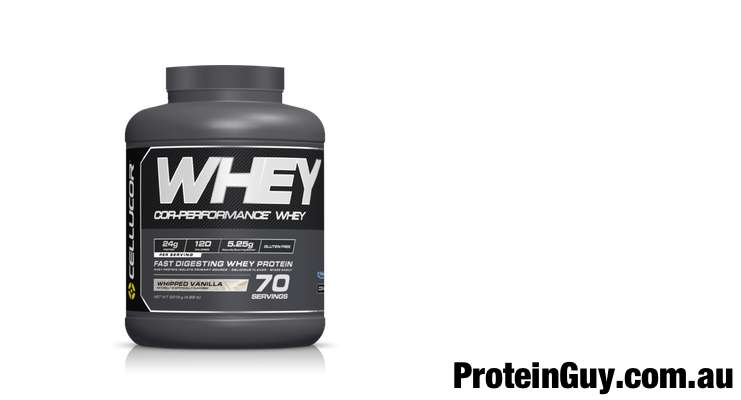 COR-Performance Whey by Cellucor 5lb 2289g Whipped Vanilla