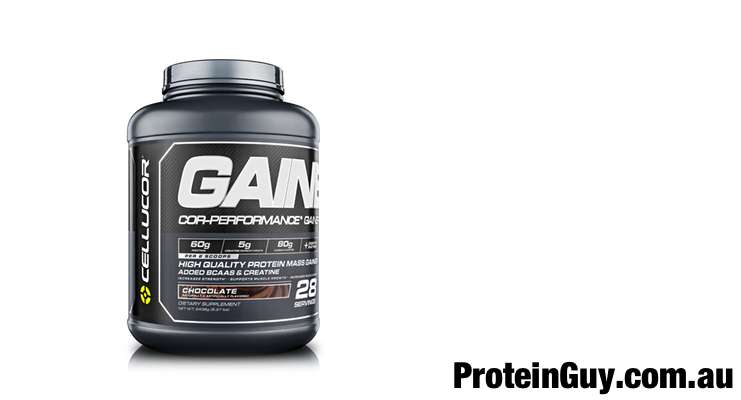 COR-Performance Gainer by Cellucor Chocolate