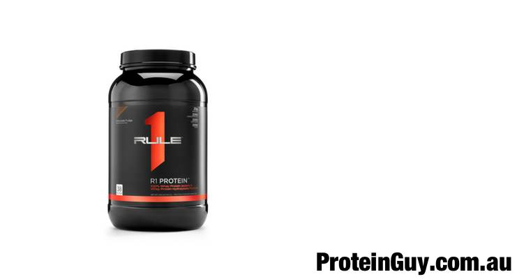 R1 Protein by Rule 1 Proteins Chocolate