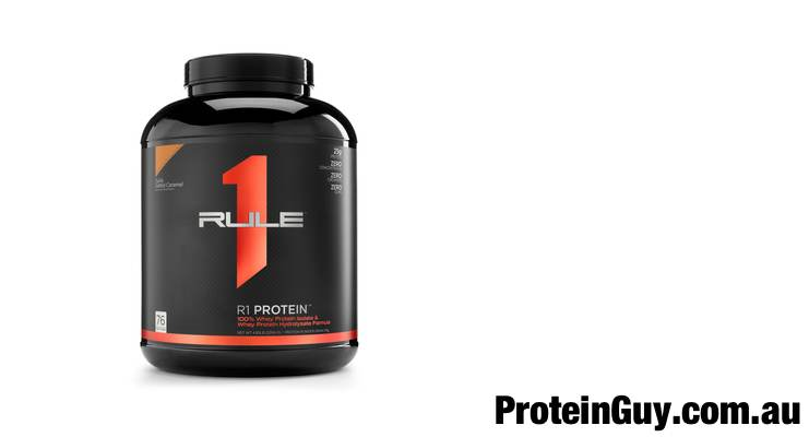 R1 Protein by Rule 1 Proteins Salted Caramel