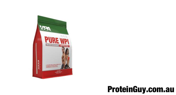 Pure WPI by VPA Australia Chocolate 1kg