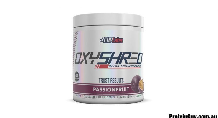 Fat Burning Thermogenic OxyShred by EHPlabs